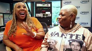 Luenell stopped by the weekend wrap up!