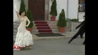 Dan Luca & Bianca Popa - Quickstep Show TVR1   Palatul Stirbey