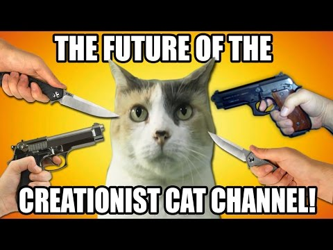 The Future of the Creationist Cat Channel!