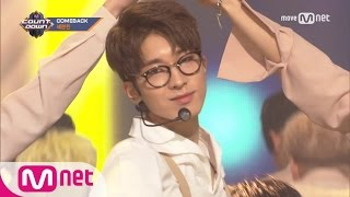 [SEVENTEEN - Crazy in Love] Comeback Stage | M COUNTDOWN 170601 EP.526