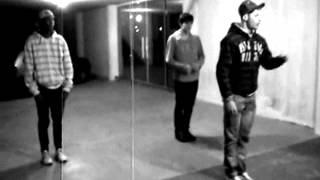 MAKING OF- Christ dance- Brilho Celeste