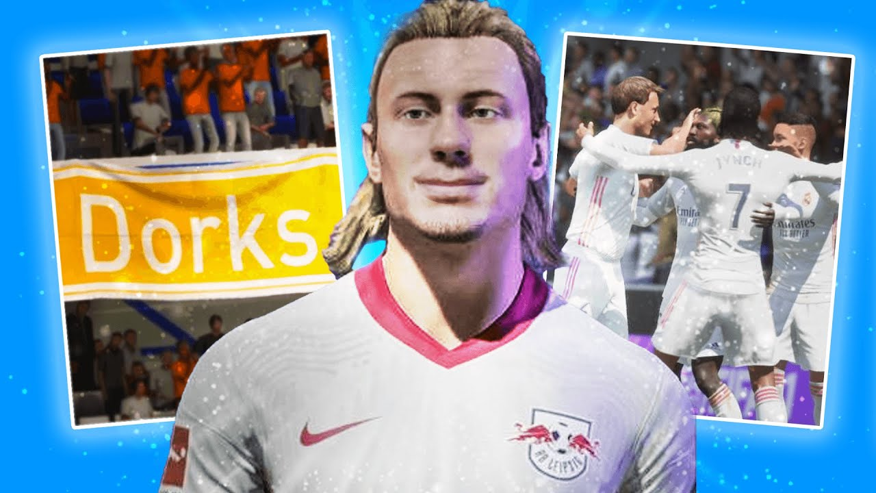 JCC - PLAYING FIFA 21 PRO CLUBS with IDIOTS...