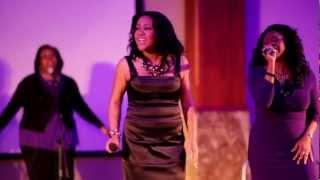 "Walter Hawkins Tribute: ""Thank You Lord"" by Angela, Stevia & Andrea"