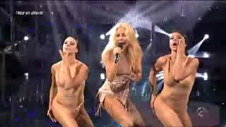 Actuación en televisión junto a  Marta Sanchez. Canción: Mi Cuerpo Pide Mas