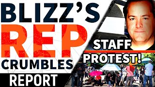 Blizz PANIC | Staff PROTEST, Further Dissent QUASHED! CEO's Cowardly Silence, Epic's ATTACK + MORE