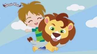 LEÃOZINHO VOADOR, MEU AMIGO ESPECIAL ♫ Música Infantil ♫ (Leãozinho Voador)