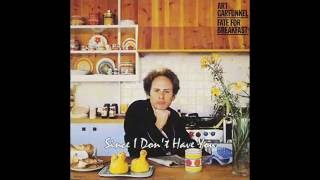 Art Garfunkel   -   Since I Don't Have You  ( audio - lyrics )