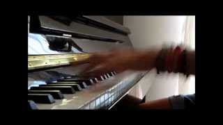 She Wolf (Falling To Pieces) - David Guetta ft. Sia (HD Piano Cover) - Costantino Carrara