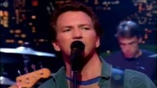 Pearl Jam - I Am Mine - Live