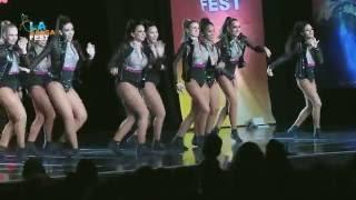 Tumbao de Omambo Ladies Official Video - 2016 LA Salsa Fest