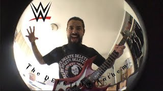 "WOKEN Matt Hardy ""The DELETION Anthem"" WWE theme guitar cover"