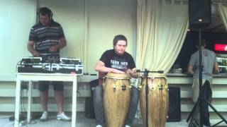 HOUSE MUSIC LIVE PERCUSSION with Dj StasoV / PERCUSSIONIST Serovskiy / ПЕРКУССИОНИСТ АРТУР СЕРОВСКИЙ