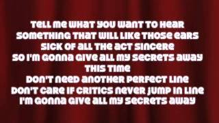 Secrets - Onerepublic - Lyrics