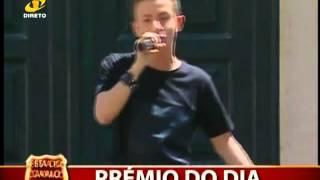 """MIGUEL GUERREIRO """"És so tu"""" nas Caldas da Rainha na Festa do Cavalo Lusitano (TVI)  - Contacto"""