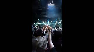 "Vegas Jones - ""Gucci Benz"" ft Emis Killa @MagazziniGenerali live"