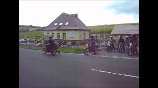 kreidler power machine treffen Engelskirchen 2012