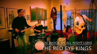 Rhyne McCormick & The Red Eye Kings cover You Shook Me (by AC/DC)
