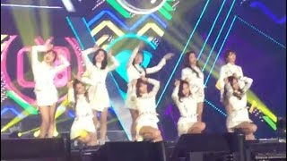 "[FANCAM] 171001 트와이스 (TWICE) - ""Signal"" KMF Korea Music Festival Gocheok Sky Dome"