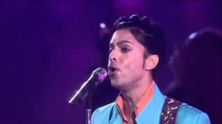 Live Performance Purple Rain - Prince