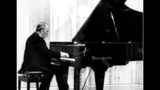 """Schubert-Liszt """"Erstarrung"""", Naum Shtarkman"""