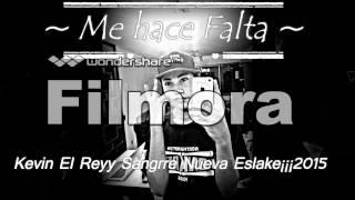 (Me Hace Falta) -Official |Kevin El Rey-