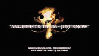 Angerfist & Tieum - Just Know - HQ Official Preview