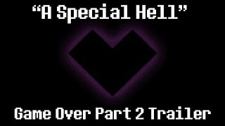 """A Special Hell"" - Glitchtale Game Over Part 2 Trailer Soundtrack (Composed by Nevan Dove)"