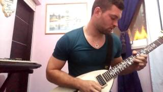 Joe Bonamassa - Stop! Solo cover by Idan Wilkis