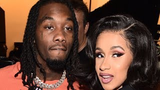 Offset TERRIFIED About Cardi B Going To JAIL!