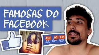 FAMOSAS DO FACEBOOK