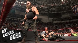 Superstars who broke the ring: WWE Top 10