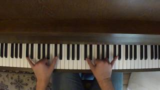 ---PIANO TUTORIAL--- Terror Squad - Lean Back ft. Fat Joe