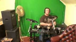 Take That The Flood Instrumental Drum Cover
