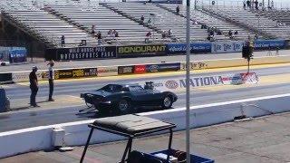 Hotrod Drag Weekend 2016  69 Corvette