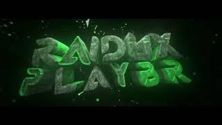 Intro ☞ RaiduxPlayBR (PROJETO C4D IN DESC)