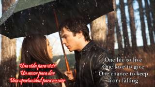 ONLY ONE - Alex Band - ESPAÑOL E INGLES