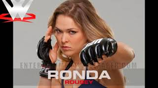 "ronda rousey theme song ""Bad Reputation""2018"