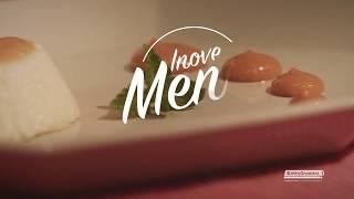 Inove no Menu - Pudim de queijo com creme de goiaba
