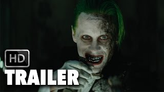 Suicide Squad - Where is my Mind (Awesome Fan Made Movie Trailer)