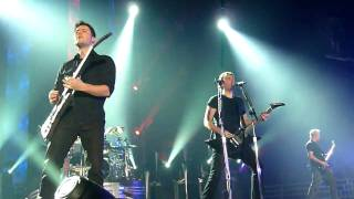 Nickelback - Burn It To The Ground  - Mannheim 26.01.2010