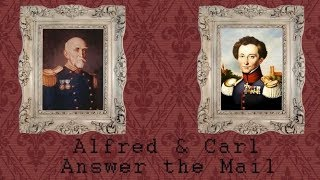 Alfred & Carl Answer the Mail Episode 1: War is Hellebore