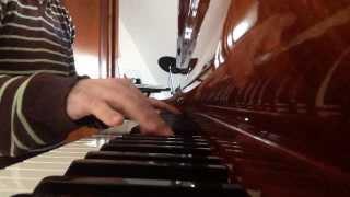 Maitre GIMS CHANGER au piano