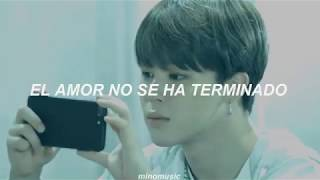 Love is Not Over - BTS  [Traducida Al Español]