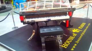 PH Grand Piano with QRS self-playing System