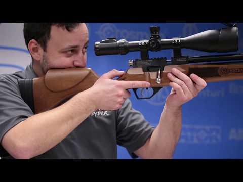 Video: Hatsan Hydra QE PCP Air Rifle   Pyramyd Air