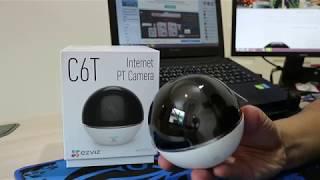 C6T: C6T Mini360 Plus 1080P Wi-Fi PT Camera