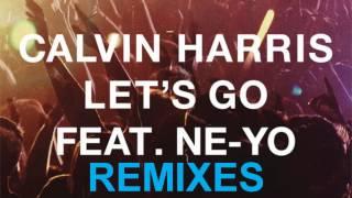 Calvin Harris - Let's Go remixes (selected by Mole)
