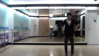 Christina Aguilera-What a girl wants (Cover Dance)