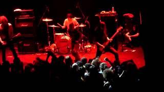 """OFF!, """"King Kong Brigade"""", Bowery Ballroom, NYC, 5/29/12"""