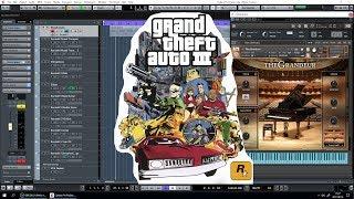 Grand Theft Auto 3 Theme Virtual Instrument Cover